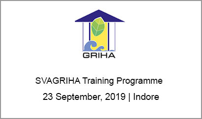 One day Training Programme on SVAGRIHA