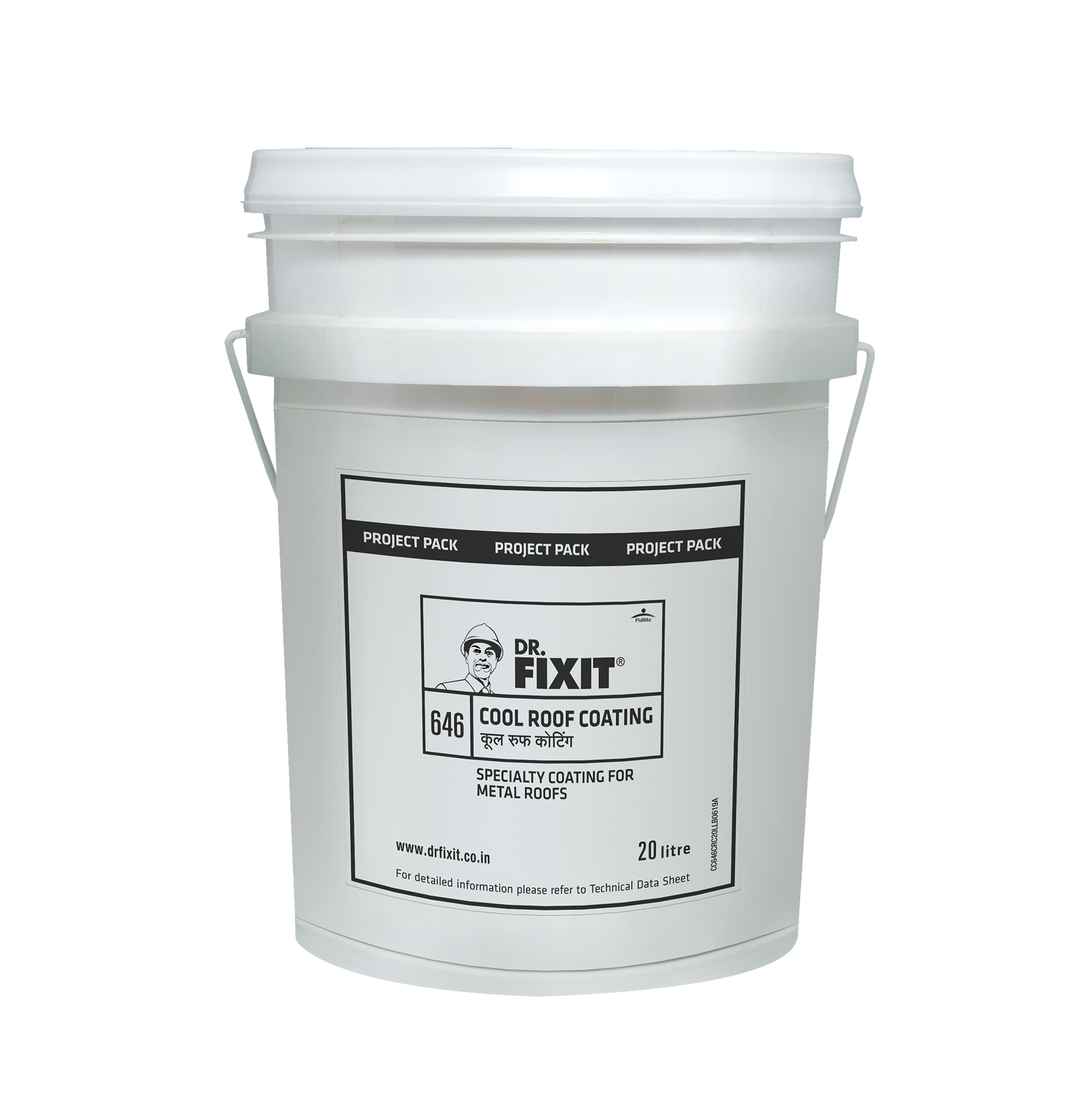 Dr Fixit Cool Roof coating | Green Rating for Integrated ...