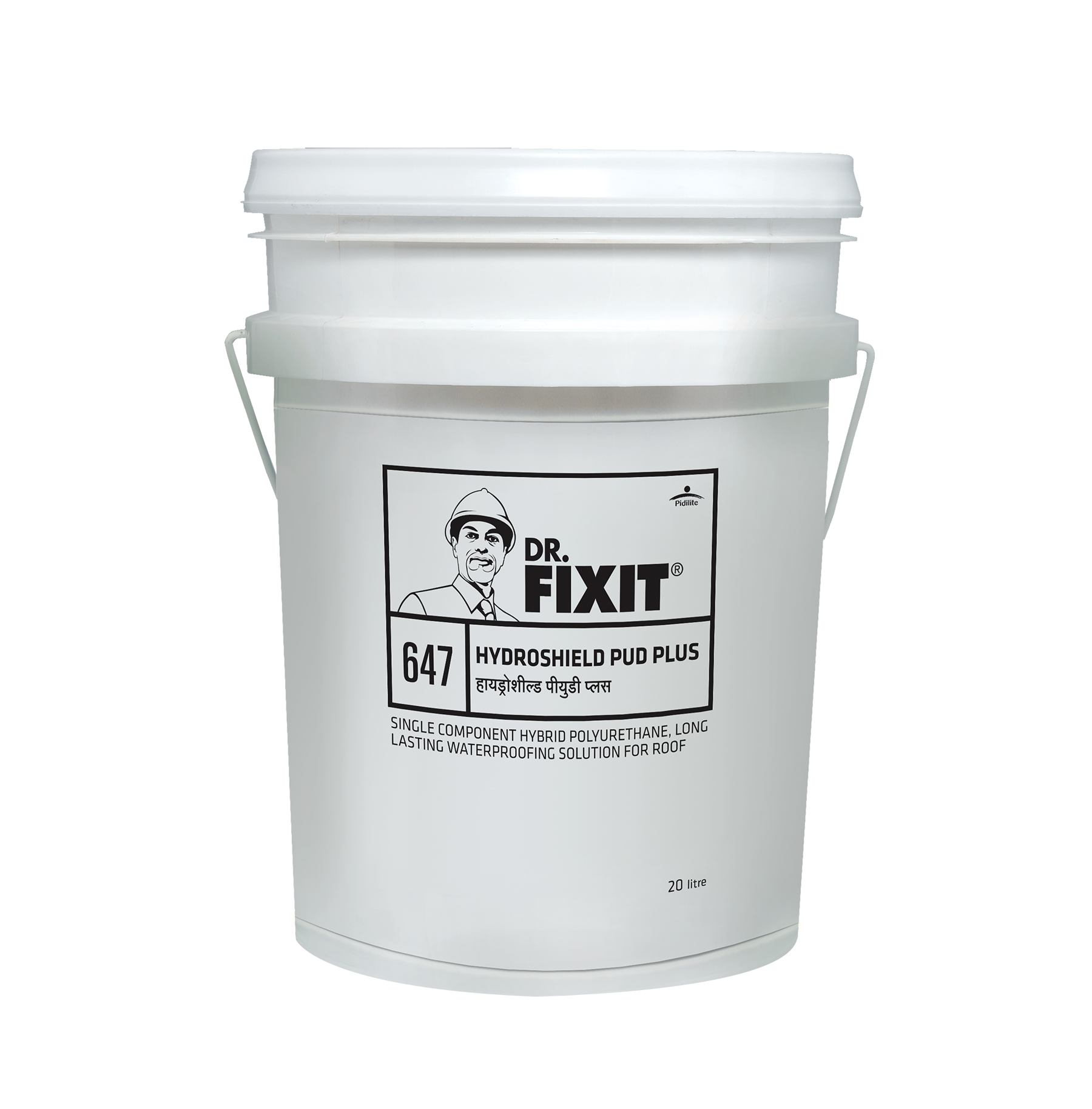Dr Fixit Hydroshield Pud Plus Green Rating For Integrated Habitat Assesment