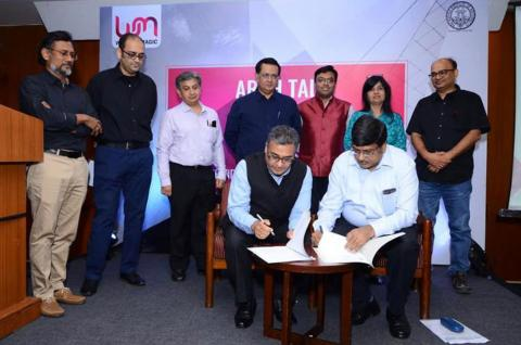 Signing of MoU between GRIHA Council & Indian Institute of Architects