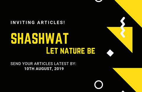 Inviting articles for Shashwat - The Annual GRIHA Magazine
