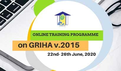 Online GRIHA Training