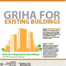 GRIHA for Existing Buildings Brochure