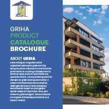 GRIHA Product Catalogue Brochure